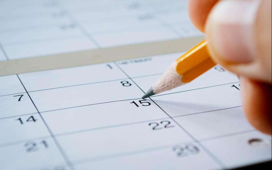 La planificación personal en la preparación de oposiciones: el día a día del opositor